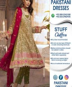 Mina Hasan Latest Dresses