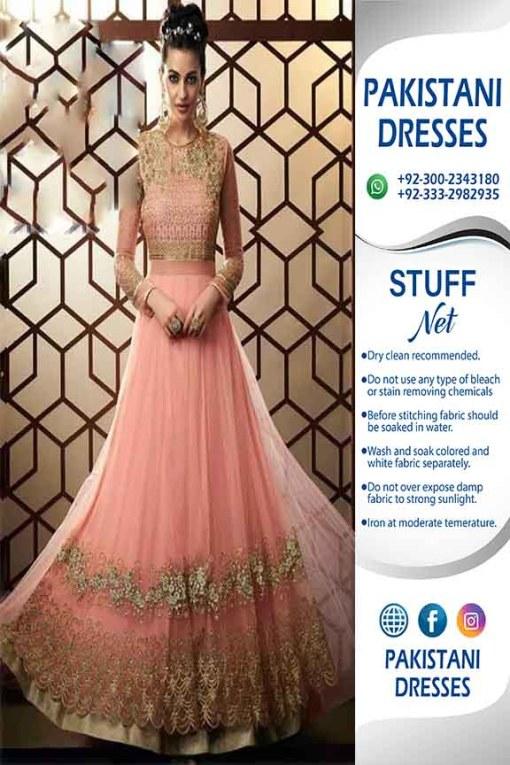 Pakistani Bridal Maxi 2020