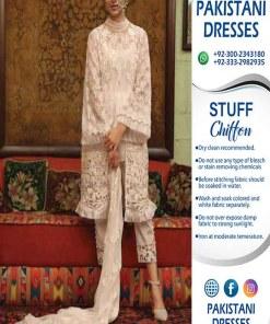 Pakistani Chiffon Dresses 2020