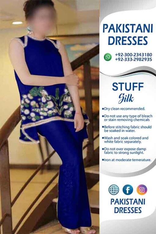 Sana Javed Latest Silk Dresses