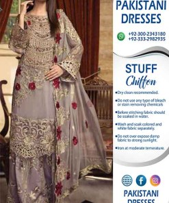 Zebtan Latest Chiffon Dresses 2019