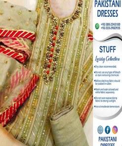 Aroma Latest Bridal Dresses