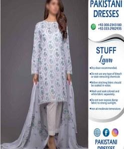 Pakistani Latest Lawn Clothes 2020