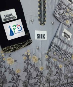 Pakistani Silk Dresses Online