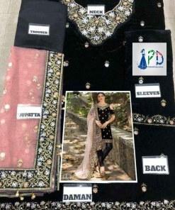 Zoya Latest Velvet Collection