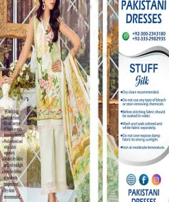 Asifa Nabeel Digital Printed Clothes