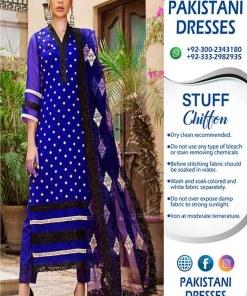 Pakistani Chiffon Collection Shopping
