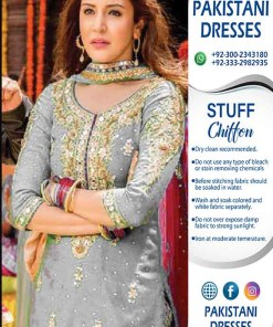 Indian Latest Chiffon Collection