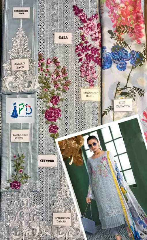 Gul Ahmed Eid Dresses 2020