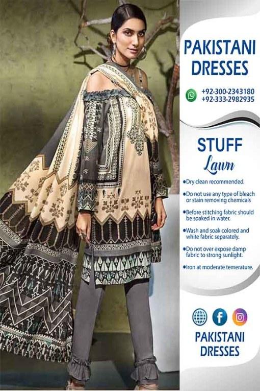 Gul Ahmed Lawn Dresses Australia