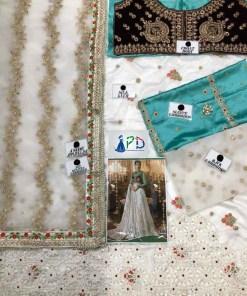 maria b silk dresses