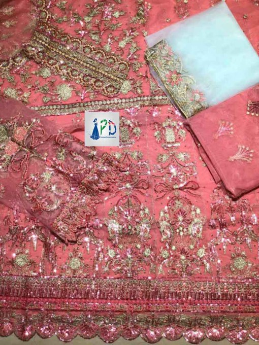 Gulal Bridal Dresses unstiched