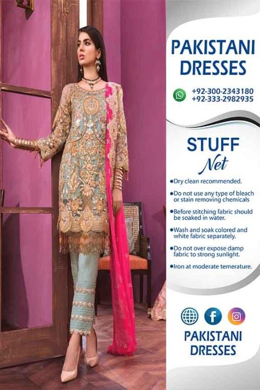 Emaan Adeel Pakistani Clothes Online