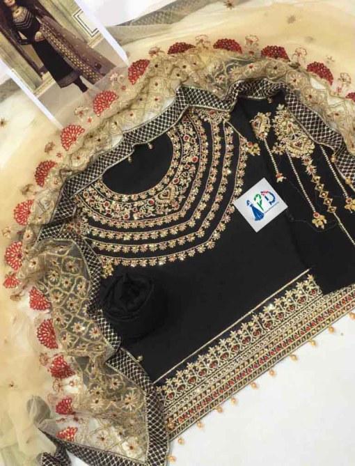 Pakistani Black Dresses Online 2021 New