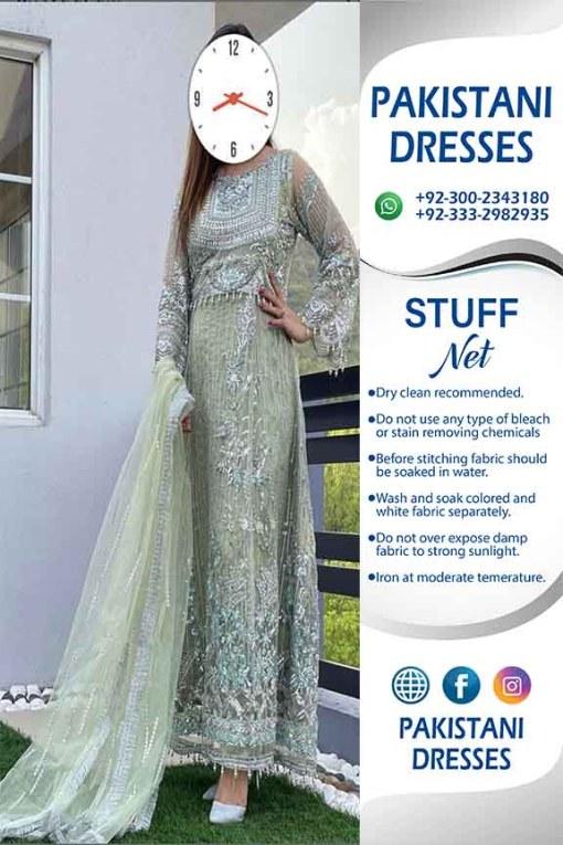 Pakistani Bridal Dresses 2021