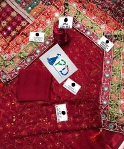 Gul Ahmed Chiffon Dresses 2021 Online
