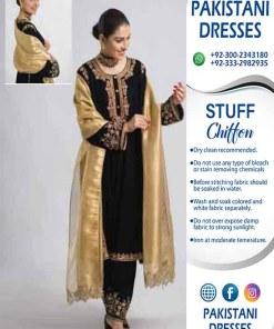 Pakistani Chiffon Dresses 2021 Online