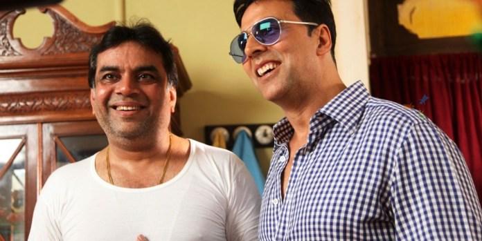 Akshay Kumar and Paresh Rawal to make a comeback