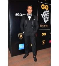 Rahul Khanna at GQ Awards 2016