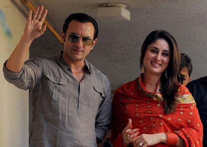 Saif Ali Khan and Kareena Kapoor Got Married on October 16, 2012
