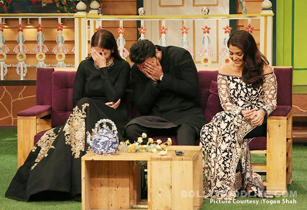 ADHM cast on Kapil Sharma Show