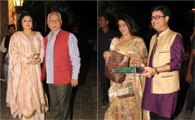 Diwali at Bachchan