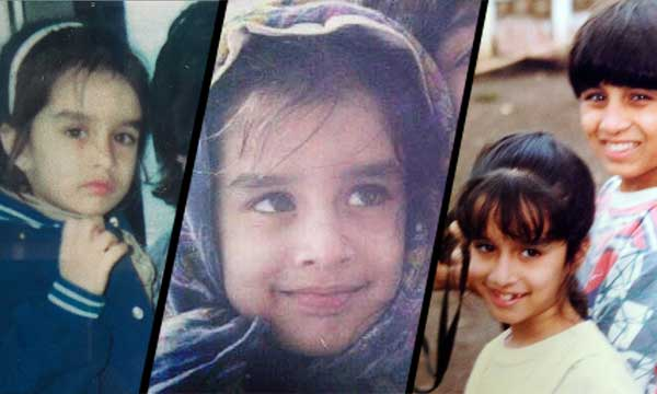 shraddha-kapoor-childhood-pictures