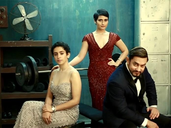 Dangal Movie Cast Pictures