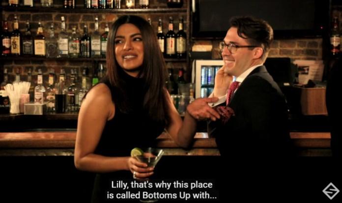 Priyanka Chopra and Lilly Singh Superwoman