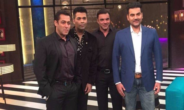 Salman Khan Koffee With Karan 5