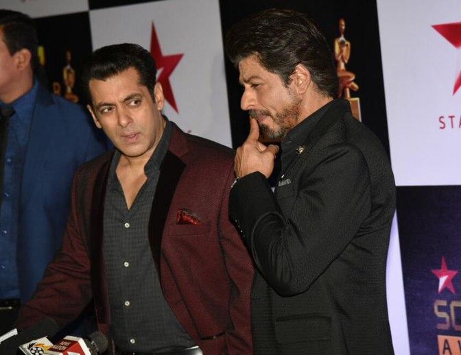 Salman and Shah Rukh Khan