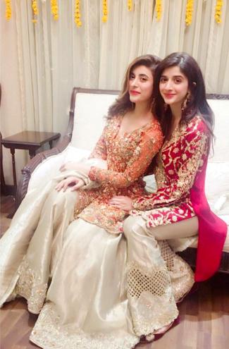 Farhan Saaed and Urwa Hocane Wedding