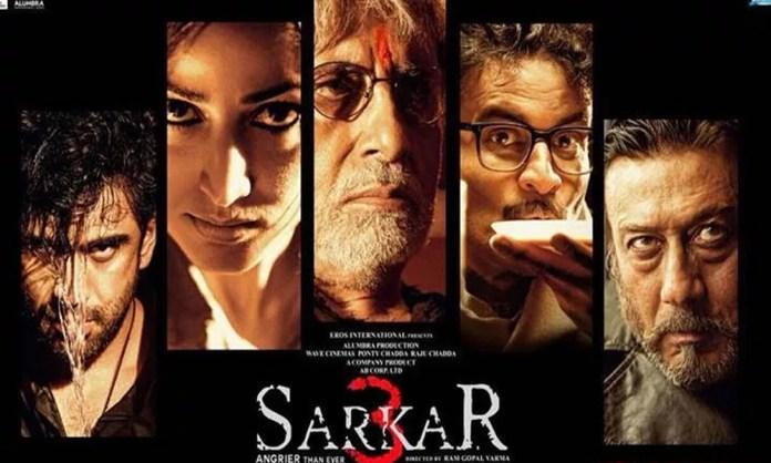 Sarkar-3 poster