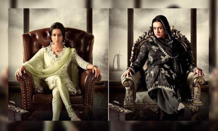 Haseena-Shraddha Kapoor