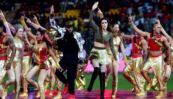 Kriti Sanon IPL Opening Ceremony