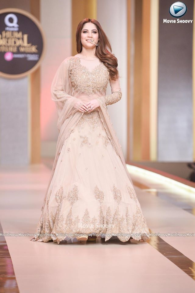 Neelam Muneer Bridal Couture Week 2017 2