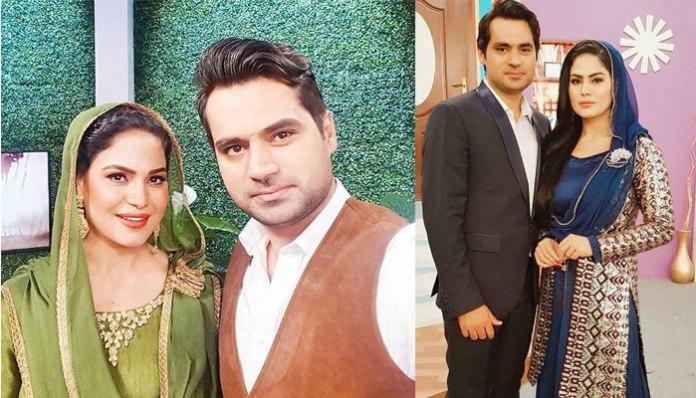 Veena Malik Turns Singe