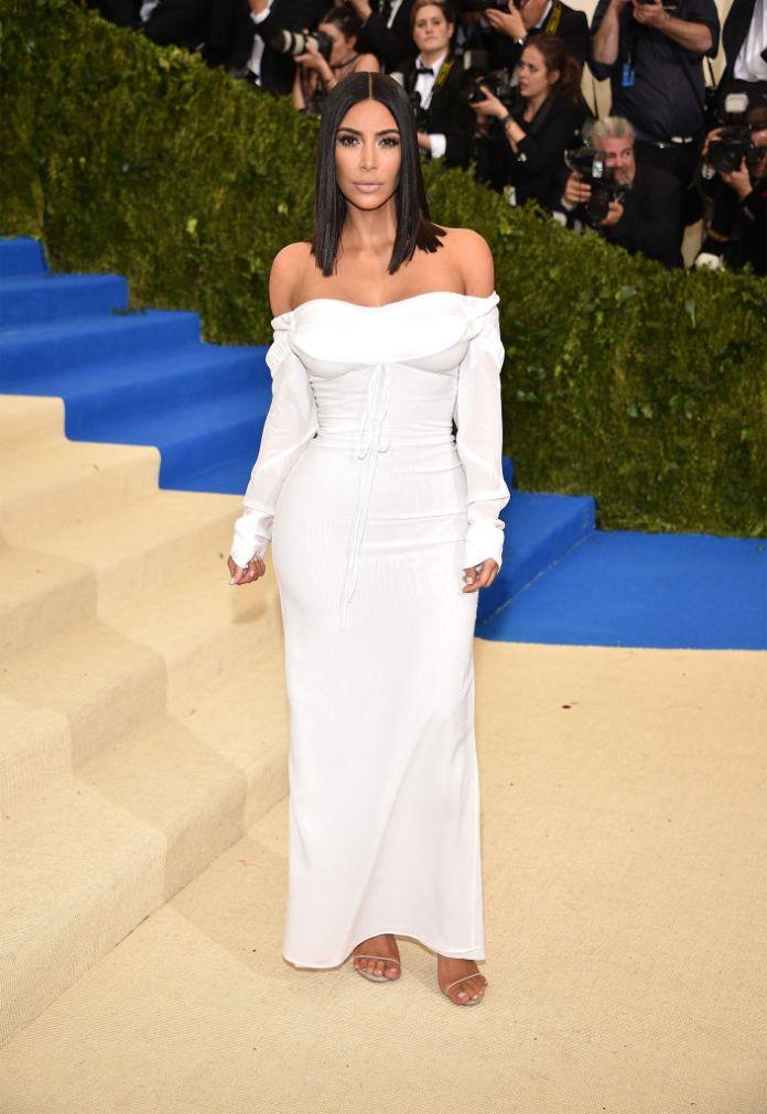 Kim Kardashian-Met Gala 2017