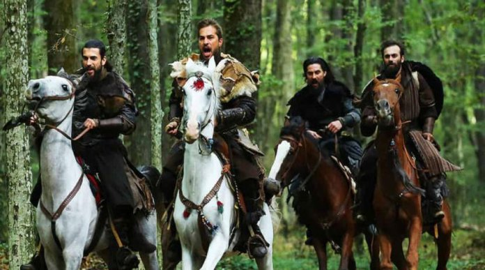 Ertugrul Ghazi Broke All The Record and Trends in Pakistan