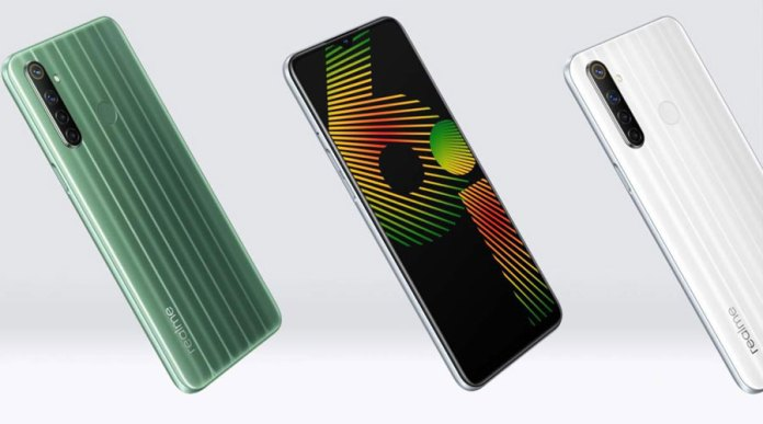 Realme Pakistan has launched 6 series with World's First Helio G80 powered realme 6i