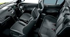 Suzuki Swift Sport 2002 Interior 1