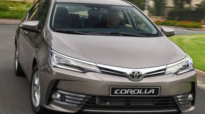 Toyota Yaris, Grande, Corolla, Hilux and other Toyota cars prices increased in Pakistan by PKR 500,000