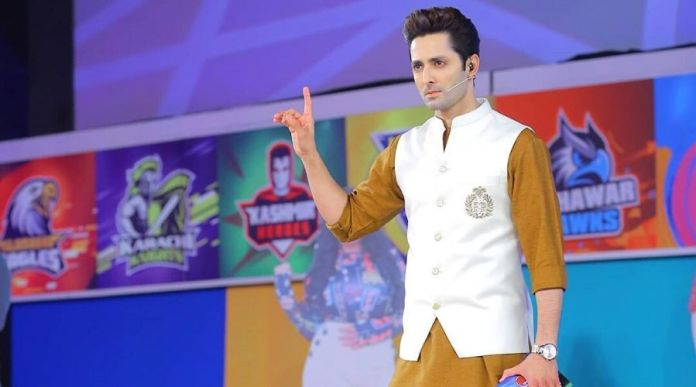 """""""Game Show Aisay Chalay Ga League"""" with Danish Taimoor, Timings and Details"""