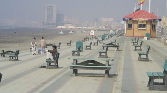 Ban on Swimming, Bathing at Sea View on Eid in Sindh