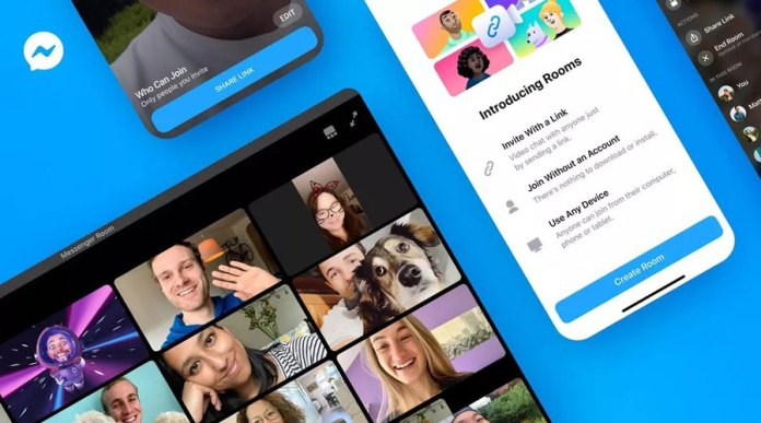 Facebook Launches Messenger Rooms To Compete With Zoom and Skype