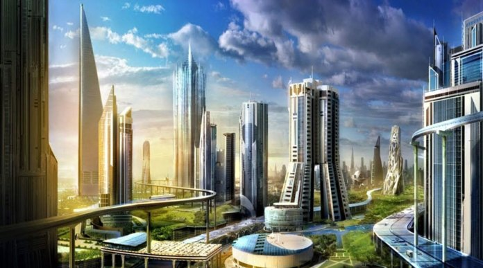 """Saudi Arabia's plans to lit """"Artificial Moon"""" For """"Neom"""" Futuristic City Hit By Covid-19"""