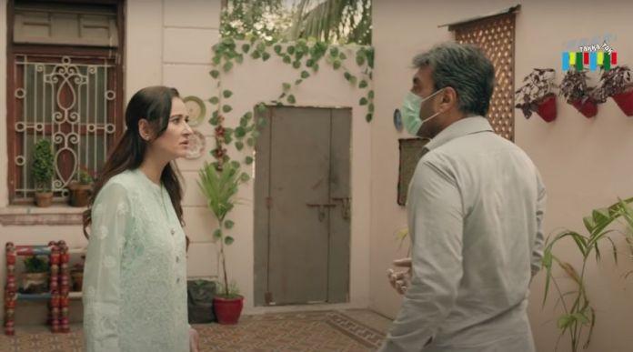 Pakistani Drama Dastak Na Do to raise awareness on Coronavirus Precautions