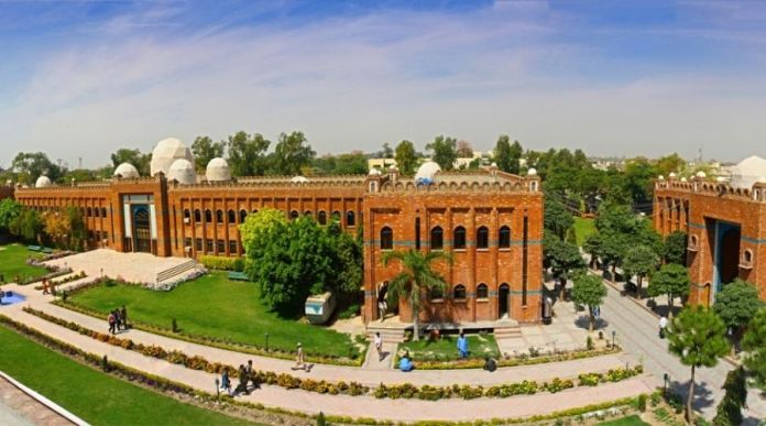 The National University of Computer and Emerging Sciences Pakistani
