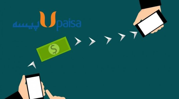 UPaisa allows users to transfer money for Free in Pakistan