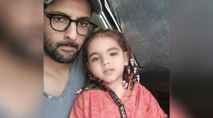Mohib Mirza grief on Father's Day as he remembers his Daughter